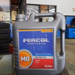 Aceite Fercol MOTOR OIL SAE40