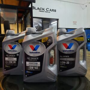Aceite Valvoline FULL SYNTHETIC