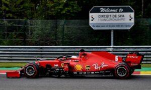Formula 1: Ferrari, el nuevo equipo de zona baja